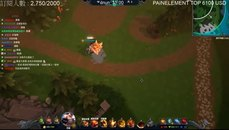 Battlerite Royale阿勒極限反殺UZRA