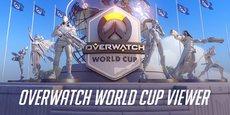 世界杯觀戰播放器,自己當賽事OB!
