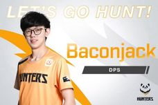 OWL 第一位台灣籍選手出現啦 前閃電狼 Baconjack 加入成都隊