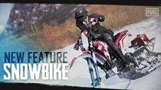 雪地摩托車好像滿快的