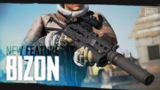 新衝鋒槍 Bizon