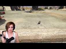 易感傷女實況主 看到遊戲黑暗面 : 貓 兔子 抱頭痛哭