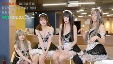 韓國女僕台 附送韓國張嘉航