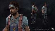 Dead By Daylight《黎明死線》之後新推出的皮膚,包括《驚聲尖叫》新殺手GhostFace皮膚
