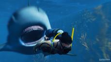 鯊魚模擬器《Man Eater》實機演示,透過捕食魚類甚至吃人來不斷進化