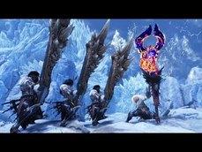 知名《魔物獵人》「速殺團隊」Team Darkside 無情屠殺 轟龍和猛牛龍