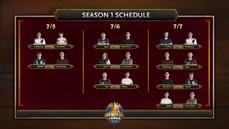 《爐石戰記》亞太區大師職業賽第一季例行賽最後一週!A、B組最終結算前三名將晉級季後賽