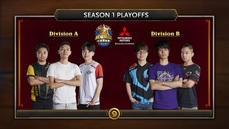 《爐石戰記》大師職業賽第一賽季季後賽本週五至週日開打,Shaxy成為唯一晉級之台灣選手,爭奪全球總決賽參賽門票!Twitch Drops回歸,看比賽、領卡包!