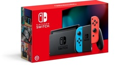 任天堂推出新版Nintendo Switch續航力最高9小時