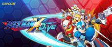 《洛克人X DiVE》手遊,今年內將推出