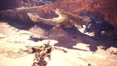 《魔物獵人世界 冰原》凶爪龍演示 自帶便當、進食會暴走