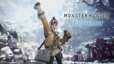 PC版《魔物獵人世界》冰原DLC發售時間公布 2020年1月發售
