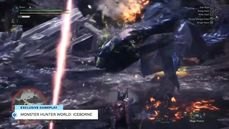 《魔物獵人 世界》碎龍狩獵演示 爆裂鐵拳兇暴無比