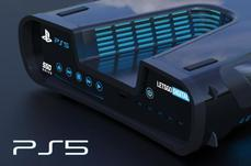 PS5開發高清渲染圖發佈,真機疑似曝光