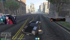 GTA 如何解救卡點的直升機