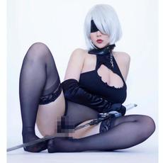 Cosplayer Hana Bunny 超尺度《Nier》2B登場
