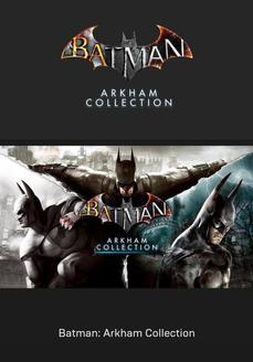 Epic 限時免費領取《Batman: Arkham Collection》及《LEGO Batman Trilogy》