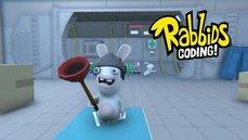 育碧《Rabbids Coding》益智教育遊戲,將開放免費下載