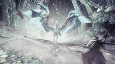 STEAM《魔物獵人:世界ICEBORNE》發售日公開