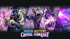 steam《Minion Masters》DLC限時免費領取