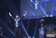 《闇影詩章》台灣Sasamumu選手贏得世界冠軍!!