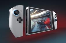 Alienware推隨身PC遊戲機,外觀像Switch