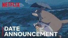 Netflix 2月陸續上架吉卜力動畫21部作品