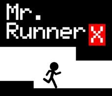 不專業新手遊評測 訓練反應力的小品「Mr.Runner X」