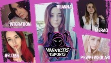 LOL 全女戰隊Vaevictis eSports遭LCL退出聯賽
