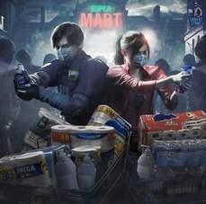 《惡靈古堡 2》新作現正熱銷