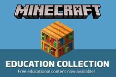 因應疫情停課《Minecraft》推出免費下載包遊玩