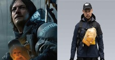 《死亡擱淺》與德國品牌合作推出聯名夾克J1A-GTKP