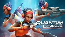 一個人也能多人運動!自己組隊的射擊遊戲《量子聯盟》今天要推出啦~