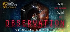 新遊戲推薦《Observation觀測號》超高評論恐怖遊戲~~~