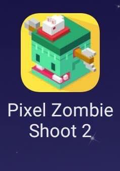 今天看到一個極像 鬥陣特攻的手機遊戲 【像素殭屍射擊 : 弓箭】