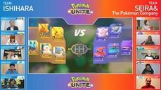 《寶可夢》x《騰訊》推寶可夢傳說對決(Pokémon UNITE)