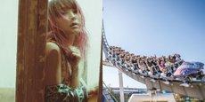 日本環球影城與LiSA的紅蓮華限定合作