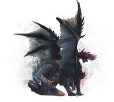 魔物獵人世界 Iceborne《煌黑龍 》《霜刃冰牙龍》 釋出
