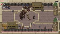 薩爾達風格的 2D 像素版《血源詛咒》免費玩