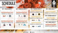 2020 年 8 月《虹彩六號》亞太國際錦標賽 8 月 4 日線上開戰