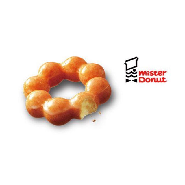 Mister Donut一入甜甜圈即享券