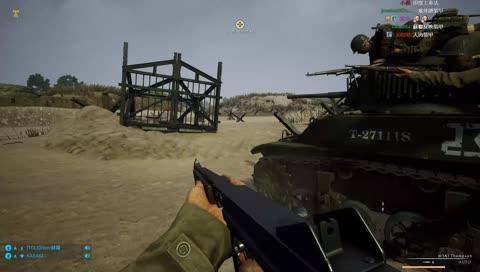到底是坦克掩護人 還是人掩護坦克