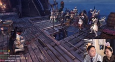 因疫情無法辦婚禮 新人在《魔物獵人世界》星之船開實況舉辦婚禮
