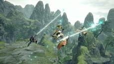 《魔物獵人 崛起》遊戲新畫面截圖