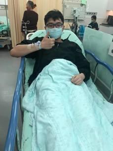 超負荷FB PO文在萬芳醫院精神病房