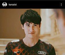 Karsa於賽後首次更新Instagram!