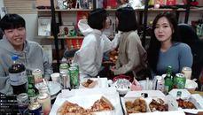 韓國女實況主 也玩很大阿