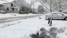 下雪最開心的事?