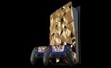 天價!20公斤重PS5黃金版,成本高達2800萬台幣