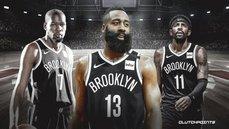 NBA 哈登真的會去籃網與KD相逢嗎
